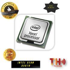 CPU Intel Xeon X5670, 6 nhân 12 luồng siêu mạnh Socket 1366