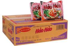 Thùng mì Hảo Hảo hương vị tôm chua cay 30 gói 75g