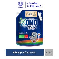 Túi Nước giặt OMO Matic Bền Đẹp Cửa Trước 3.7kg