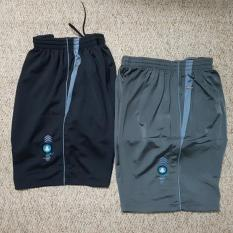 2 quần short thun nam