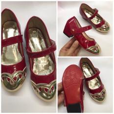 (Mẫu mới 2020) Giày cao gót 3cm Sz25-34