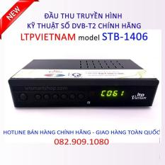 Đầu thu kỹ thuật số DVB-T2 hãng Ltpvietnam model LTP-1406 (đen) Ltp Vietnam Stb-1406