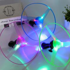 Đồ chơi chong chóng giựt UFO có đèn led phát sáng cực đẹp .