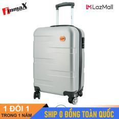 [ MIỄN PHÍ SHIP] Vali nhựa size ký gửi hành lý 24inch immaX X14/ Vali du lịch size 24inch ký gửi hành lý