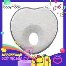 Gối Babymoov LoveNest chống méo đầu, bẹp đầu cho trẻ sơ sinh, em bé