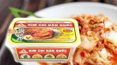 Kim chi Hàn Quốc Cải thảo cắt lát, kim chi pha mì gói , kim chi ăn mì cay, kim chi cắt lát , kim chi ăn liền , kim chi nấu lẩu chua , kimchi hàn quốc ShinSang HỘP 600GR