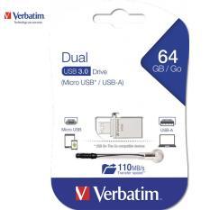 USB Verbatim Store'nGo OTG Micro USB 3.0 64GB