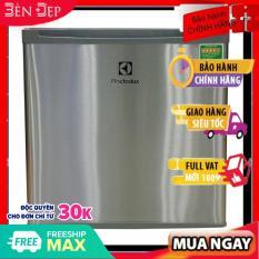 Tủ lạnh Electrolux EUM0500SB 50 lít, Kích thước rất nhỏ gọn nên dễ dàng di chuyển, Độ lạnh tốt và làm lạnh thực phẩm sâu, Công nghệ làm lạnh trực tiếp, Thân thiện với môi trường- Bảo hành 2 năm