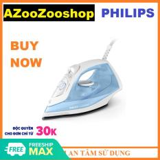 Bàn ủi hơi nước philips GC1740, công suất 2000W, chứa được 220ml, chỉ 30 giây làm nóng