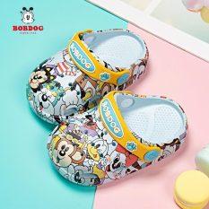 Dép sục trẻ em Đế Răng Cư chống trượt Đi mưa Dễ thương Siêu nhẹ Siêu êm Đồ cho bé trai và cho bé gái HÀNG CHÍNH HÃNG – Giày sandal Dép sandal cho trẻ em