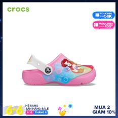 CROCS Giày Lười Trẻ Em Funlab Disney PrincessPatch 206272