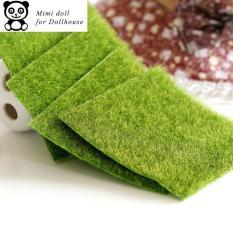 Thảm cỏ trang trí tiểu cảnh bonsai minidoll