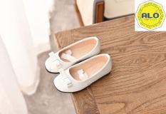 Giày búp bê cho bé gái cỡ chân 19,5 cm