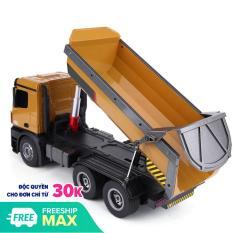 Xe tải chở cát điều khiển Huina 1573