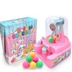 Đồ chơi máy gắp kẹo mini cho bé, máy gắp thú mini (giao màu ngẫu nhiên)