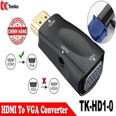 Đầu Chuyển Đổi HDMI Sang VGA