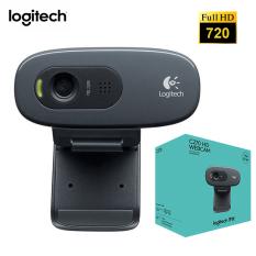 Webcam Logitech C270 video call HD 720p, cắm vào là phát – BH Chính Hãng 2 Năm