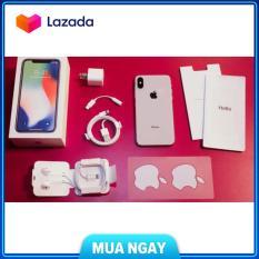 Điện Thoại iPhone X 256GB, 64GB Fullbox, Máy Bảo Hành 12 tháng, 1 Đổi 1 Trong Vòng tháng Đầu, Máy Chống Nước, Chống Bụi, Giúp Tuổi Thọ Máy Cao Hơn.