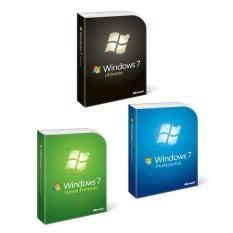KEY Windows 7 Pro/Home/Ultimate