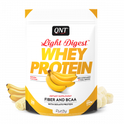 Bột Whey Protein có BCAA hương Chuối QNT