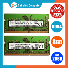 Ram laptop DDR4 8GB bus 2666( nhiều hãng)samsung/hynix/kingston/micron, crucial – LTR4 8GB