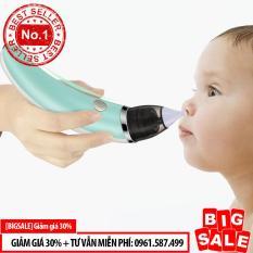 [BIGSALE 30%] Máy hút mũi Little Bee – Máy hút mũi cho bé, máy hút mũi trẻ em, máy hút mũi cho trẻ, máy hút dịch mũi, máy hút mũi bằng điện + Tặng thêm 1 đầu hút Silicon – TIDUMART