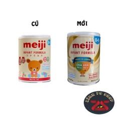 Sữa Meiji Số 0 Nhập Khẩu (0 – 1 tuổi) 800G