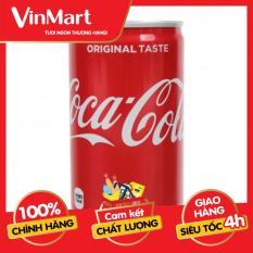 [Siêu thị VinMart] – Nước ngọt Coca Cola lon 235ml