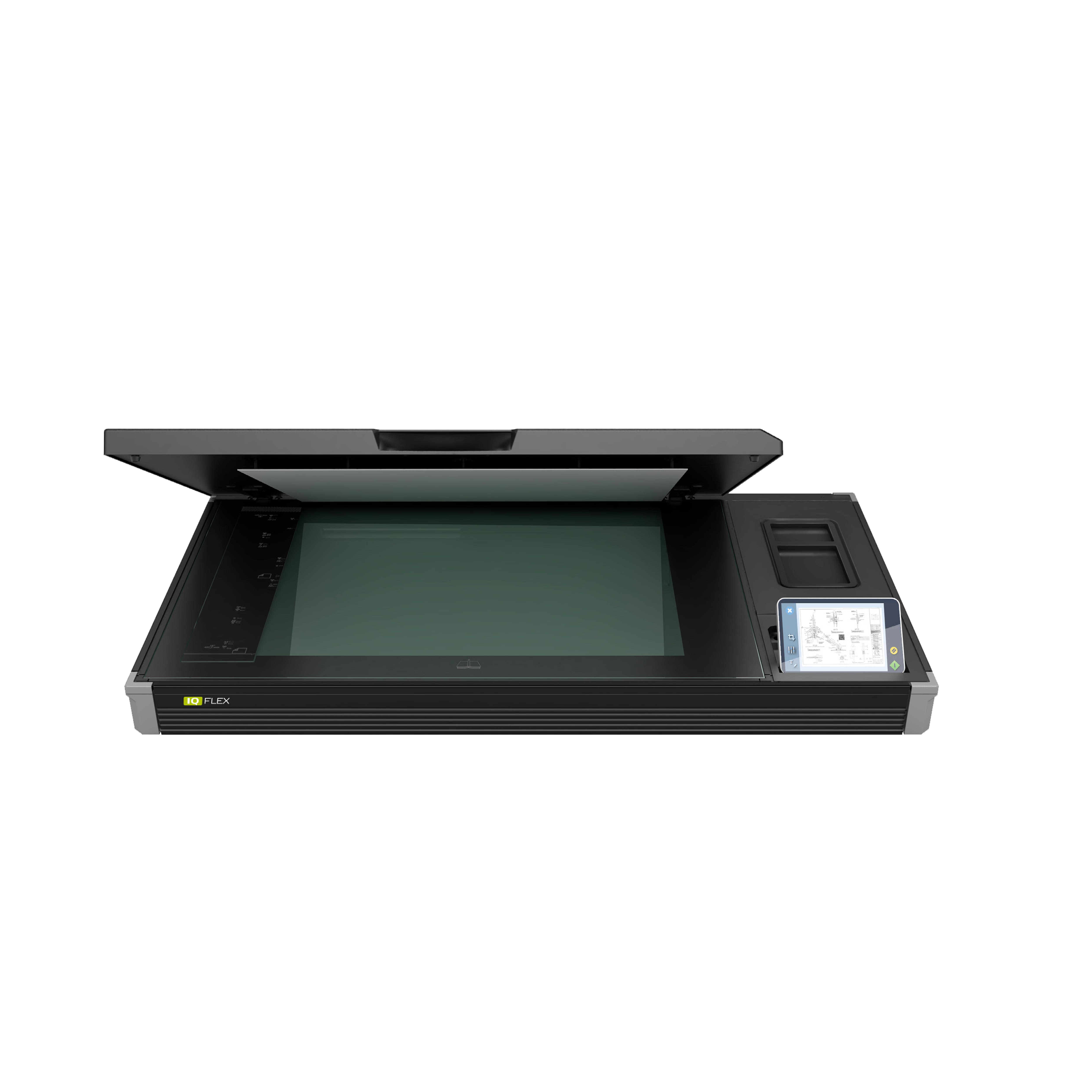 Máy Scan Khổ Lớn Contex IQ FLEX Khổ A2 (cho phép ghép file thành A1) hàng chính hãng