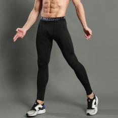 Quần giữ nhiệt COMBAT PRO Quần Legging Nam tập Gym bóng đá bóng rổ SQ518