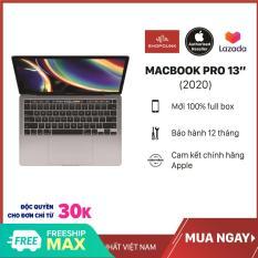 Laptop Macbook Pro 13 inch 2019 2.4GHz/core i5/8G/512G (Space Gray) MV972 – Nhập Khẩu chính Hãng