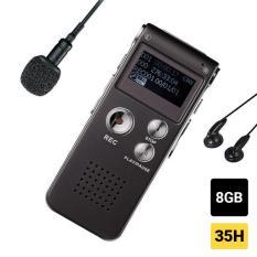 Máy ghi âm chuyên dụng mini siêu nhỏ RV11 Pro – Bộ nhớ trong 8GB 2 mic lọc âm tốt