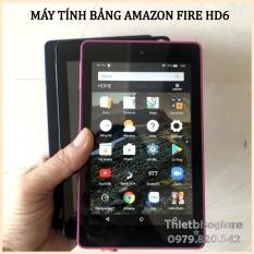 Máy tính bảng Amazon Fire HD6 màn 6 inch nhỏ gọn Android 5.1