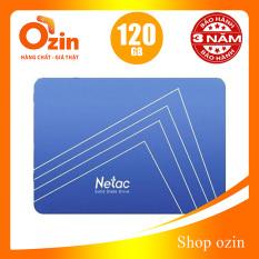 Ổ cứng SSD Netac N535S 120GB SATA III 2.5 inch – N535S 120 [ Shop Ozin – Máy tính Ozin ]