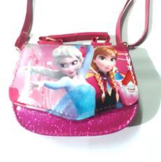 Túi đeo chéo dành cho bé gái hình công chúa
