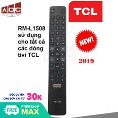 [Nhập LZDEL51 giảm 10% tối đa 200k cho đơn 99k] Điều Khiển Remote đa năng Tivi TV TCL Smart tất cả các đời TIVI TCL