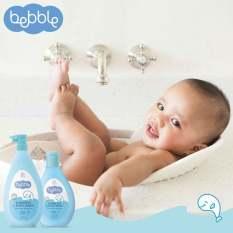 SỮA TẮM GỘI BEBBLE SHAMOO & BODY WASH, 200ml