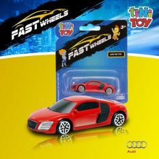 Đồ chơi xe tốc độ FastWheels 3 Inch (Giao Ngẫu Nhiên)