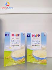 Bột ăn dặm HiPP khởi đầu cho bé từ 4 tháng