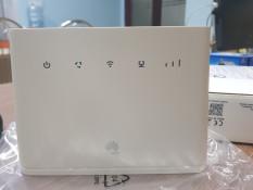 Combo MobiWifi – Bộ phát wifi 4G Huawei B311 kèm sim 4G Mobifone . Bộ phát wifi 4G cắm điện dùng sim