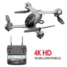 Flycam M6 hỗ trợ Gimbal – Camera kép 4K – Follow me