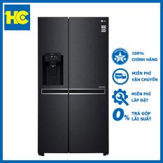 Tủ lạnh SBS LG Inverter 601 lít GR-D247MC – Miễn phí vận chuyển & lắp đặt – Bảo hành chính hãng