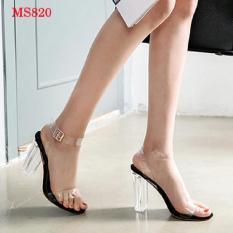 giày cao gót gót trong nữ – thời trang công sở vinbuy