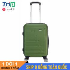 [MIỄN PHÍ SHIP] Vali TRIP P16 Size 20inch / Vali du lịch size nhỏ xách tay lên máy bay, đựng 7kg hành lý