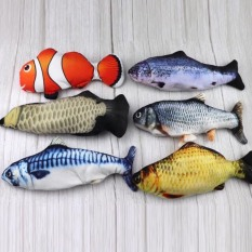 [Siêu Hot] Đồ Chơi Con Cá Nhảy Nhót Vui Nhộn – Đồ chơi cá nhảy (Tặng 1 Chú rùa bơi vặn cót khi mua 2 sp)