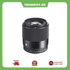 ( Tặng thêm 1 năm bảo hành ) Ống kính Sigma 30mm F1.4 DC DN for Sony E Mount (Đen)