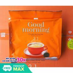[Freeship 20k cho đơn từ 69k]Cafe Trần Quang mẫu xuân 24 gói x 20gr