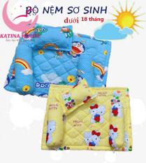 Bộ Gối Nệm cho bé sơ sinh ❤️dưới 18th❤️ vải Thắng Lợi cao cấp 5.0