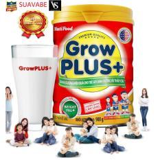 SỮA BỘT NUTIFOOD GROW PLUS + SUY DINH DƯỠNG 900G
