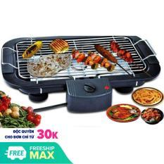 Lò điện nướng thịt, Bếp nướng không khói bbq , Bếp Nướng Điện Không Khói Electric Barbecue Grill.